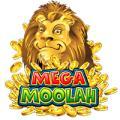 mega moolah slot illustration